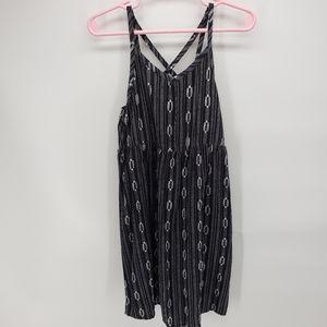 4/25 Old Navy Sundress Strap dress w/stretchy back